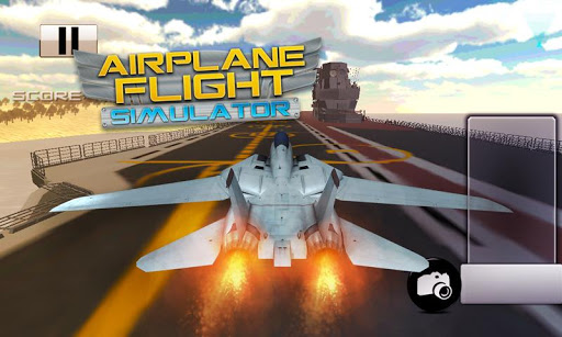 Aircraft Carrier Landings 3D