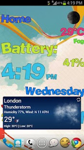 The Weather Wall- screenshot thumbnail