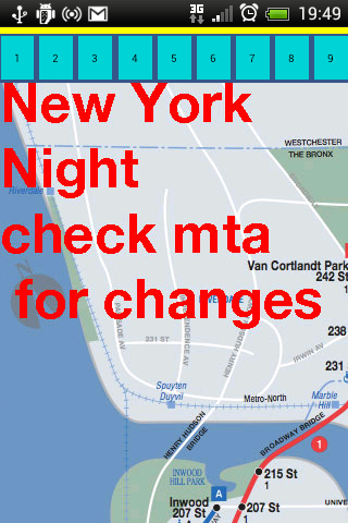 New York Metro Map- screenshot