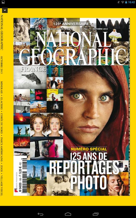 Fabuleux National Geographic France - Android Apps on Google Play CE36