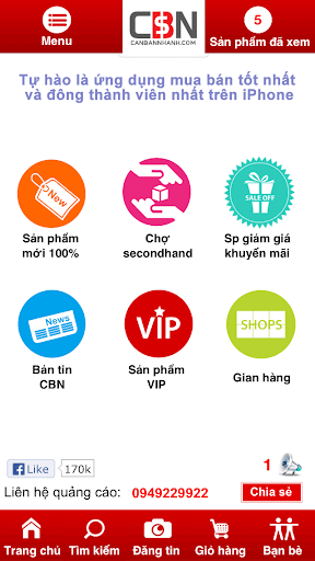 Can Ban Nhanh CBN