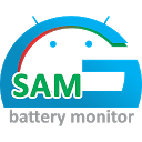 GSam Battery Monitor Pro mobile app icon
