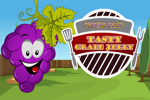 Cooking game:Tasty Grape Jelly