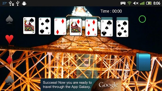 Card Solitaire- screenshot thumbnail