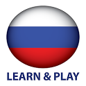 Learn and play. Russian 1000 words icon