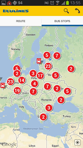 ECOLINES|玩旅遊App免費|玩APPs