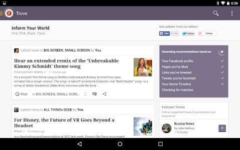 Trove News v1.12.1