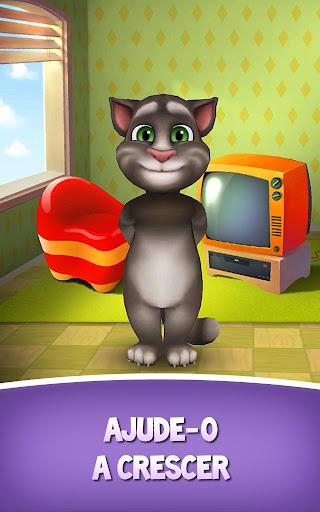 Download - Baixar Meu Tom Falante Cat - Dinheiro infinito Atualizado - Winew