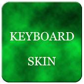 Green Foggy Keyboard Skin