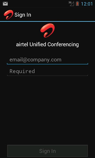 airtel Unified Conferencing