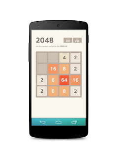 2048 Number Puzzle Originals