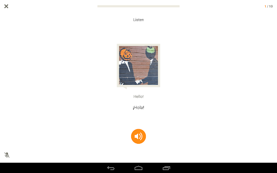 Learn Spanish With Babbel APK screenshot thumbnail 8