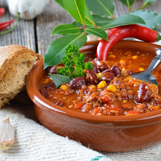 Slow-Cooker Southwest Chili