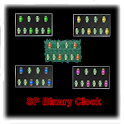 Sp Binary Clock widget logo