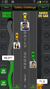 Drivewise.ly – with friends! - screenshot thumbnail