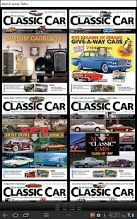 Hemmings Classic Car - screenshot thumbnail
