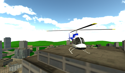 City Helicopter  screenshots 9