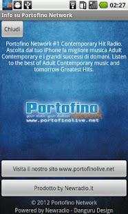 Portofino Network- screenshot thumbnail