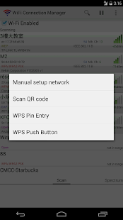 WiFi Connection Manager - screenshot thumbnail