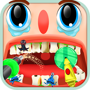 Clumsy Dentist Fiasco for Kids for PC and MAC
