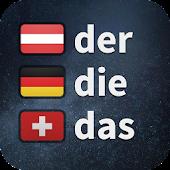 Der Die Das - German Articles