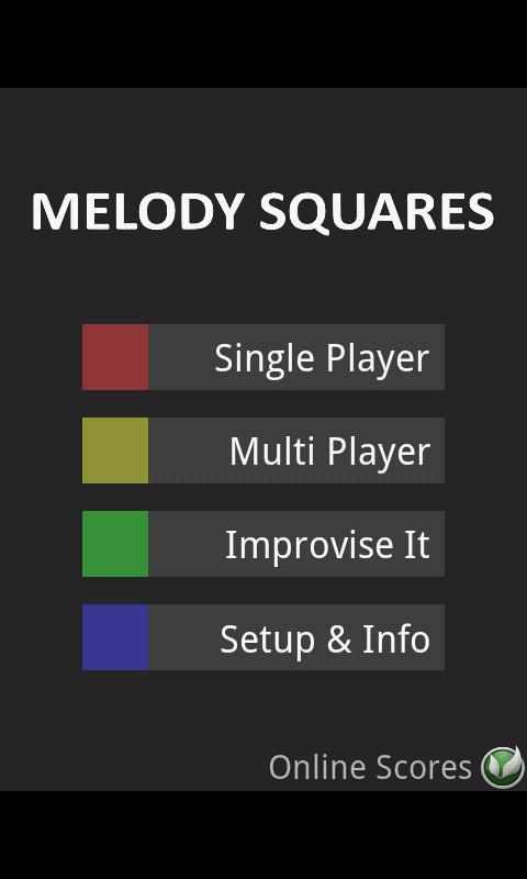 Melody Squares- screenshot