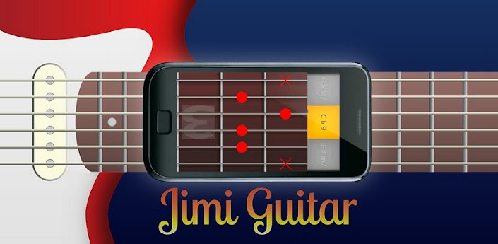 Jimi Guitar apk
