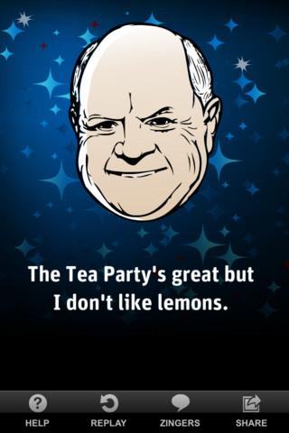Don Rickles' Mr. Warmth App- screenshot