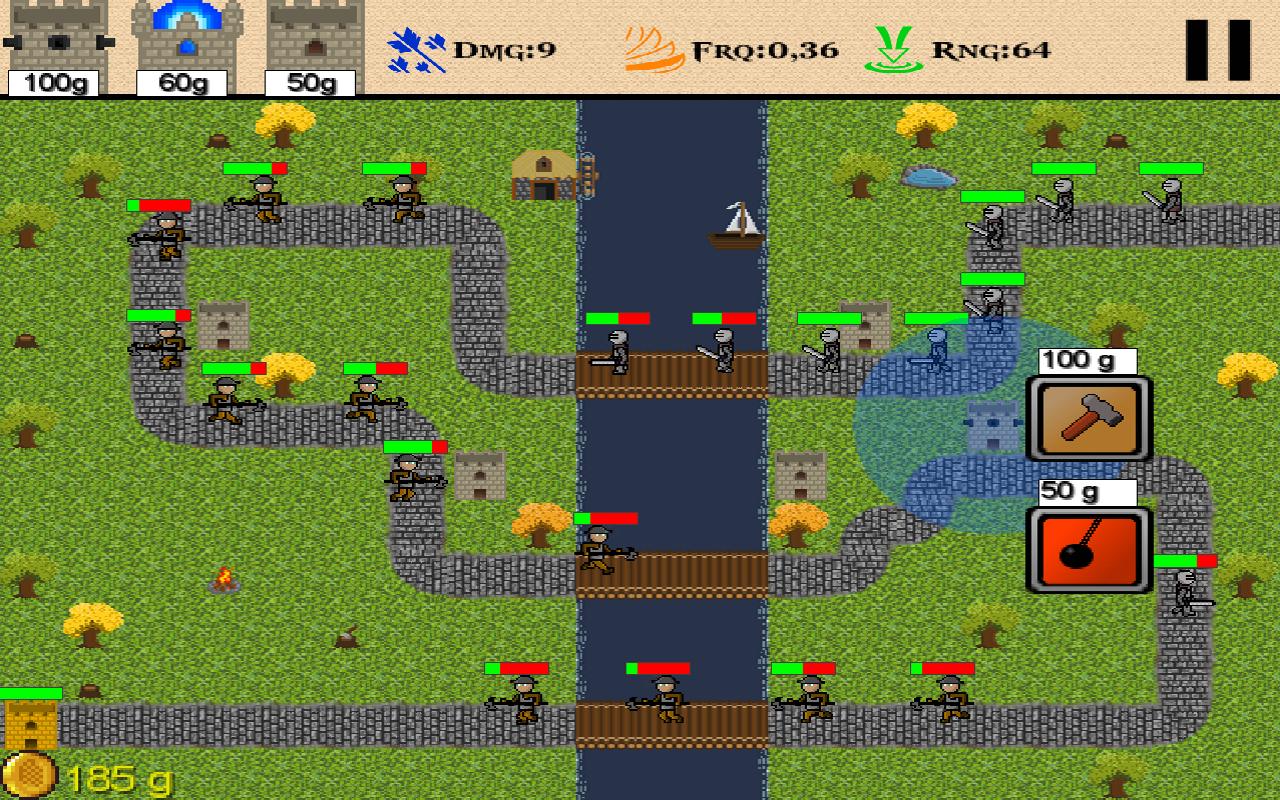 Tower Rangers - screenshot