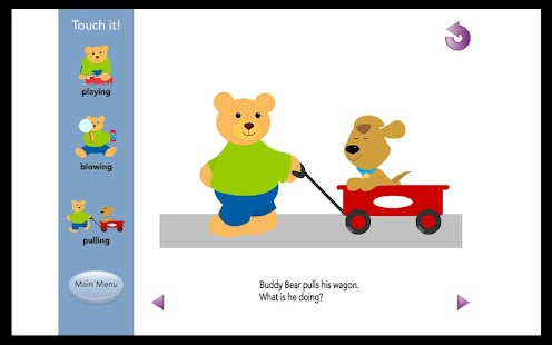 Autism and PDD Grammar Lite - screenshot thumbnail