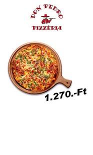 Don Pedro pizza place- screenshot thumbnail