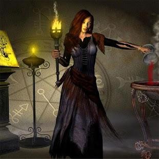 Gothic Girls Jigsaw Puzzles - náhled