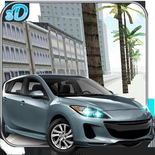 市汽車駕駛模擬 賽車遊戲 LOGO-阿達玩APP