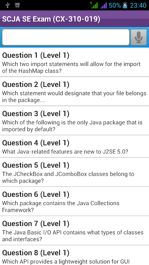 how to pass java exam