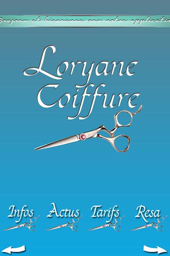 Loryane coiffure