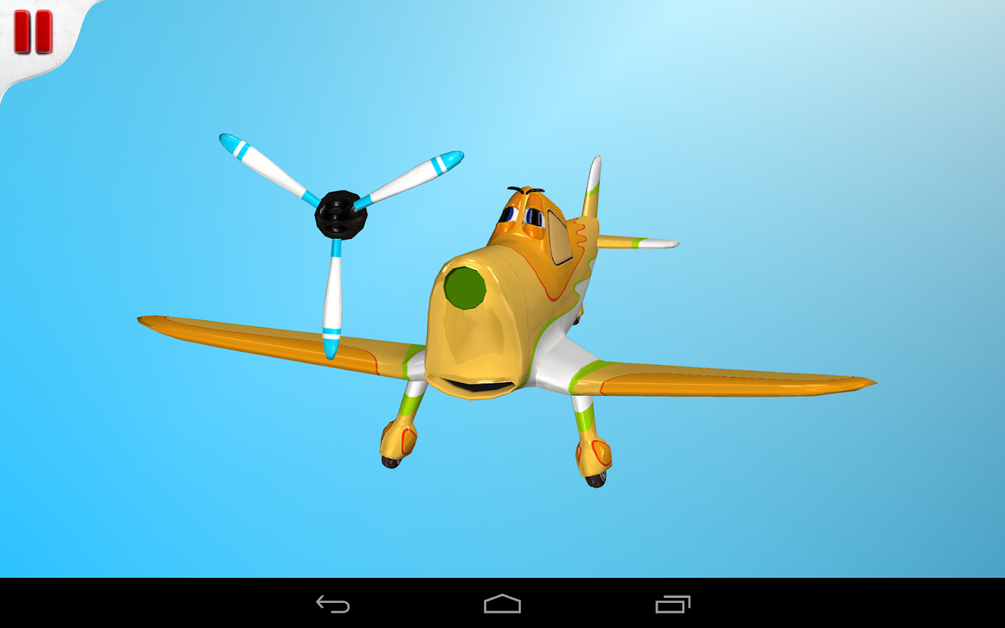 Build & Play 3D Planes Edition - screenshot