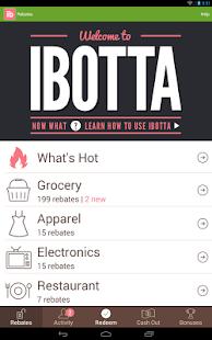 Ibotta – Better than Coupons.