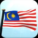 Malaysia Flag 3D Free icon