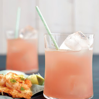 Ruby Red Tequila Cocktails.