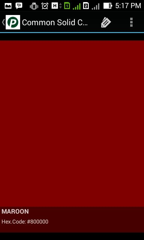 Red Rectangle Green