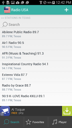 【免費音樂App】USA Radio Stations-APP點子