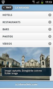 Guide Voyage Cuba- screenshot thumbnail
