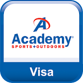 Academy Sports + Outdoors Visa