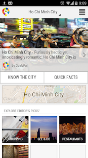 Ho Chi Minh City Guide - screenshot thumbnail