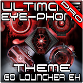 Ultimate EYE Phone GO Theme