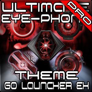Ultimate EYE Phone GO Theme 個人化 App LOGO-APP試玩