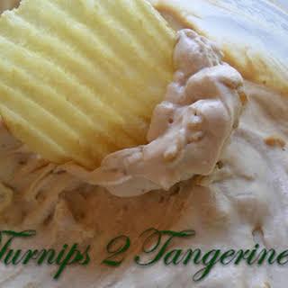 Onion Chip Dip.