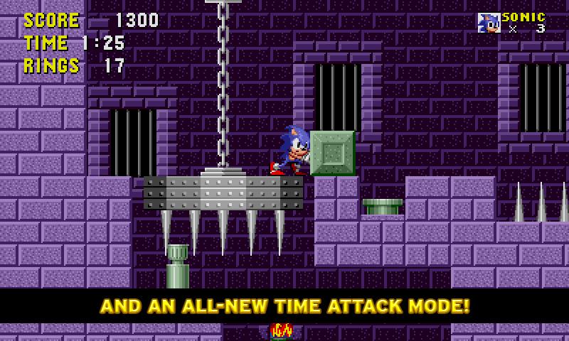 Sonic The Hedgehog screenshot #3