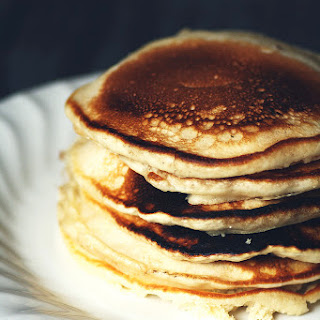Mark's Ridiculously Fluffy Pancakes.