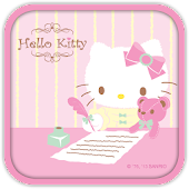 Hello Kitty Love Letter Theme